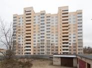 Новостройка ЖК на ул. Дзержинского